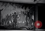 Image of Aaron Douglas paints Aspects of Negro Life United States USA, 1937, second 44 stock footage video 65675032260