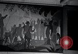 Image of Aaron Douglas paints Aspects of Negro Life United States USA, 1937, second 45 stock footage video 65675032260