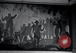 Image of Aaron Douglas paints Aspects of Negro Life United States USA, 1937, second 48 stock footage video 65675032260