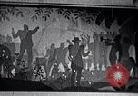 Image of Aaron Douglas paints Aspects of Negro Life United States USA, 1937, second 49 stock footage video 65675032260