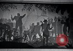 Image of Aaron Douglas paints Aspects of Negro Life United States USA, 1937, second 50 stock footage video 65675032260