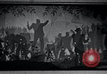 Image of Aaron Douglas paints Aspects of Negro Life United States USA, 1937, second 51 stock footage video 65675032260
