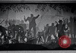 Image of Aaron Douglas paints Aspects of Negro Life United States USA, 1937, second 52 stock footage video 65675032260
