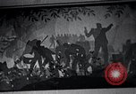 Image of Aaron Douglas paints Aspects of Negro Life United States USA, 1937, second 56 stock footage video 65675032260