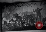 Image of Aaron Douglas paints Aspects of Negro Life United States USA, 1937, second 57 stock footage video 65675032260