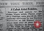 Image of Negro artists New Jersey United States USA, 1937, second 2 stock footage video 65675032266
