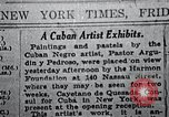 Image of Negro artists New Jersey United States USA, 1937, second 7 stock footage video 65675032266