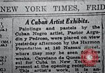 Image of Negro artists New Jersey United States USA, 1937, second 10 stock footage video 65675032266