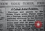 Image of Negro artists New Jersey United States USA, 1937, second 14 stock footage video 65675032266