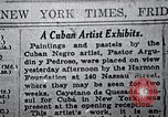 Image of Negro artists New Jersey United States USA, 1937, second 15 stock footage video 65675032266