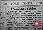 Image of Negro artists New Jersey United States USA, 1937, second 16 stock footage video 65675032266