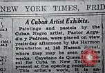 Image of Negro artists New Jersey United States USA, 1937, second 17 stock footage video 65675032266