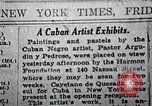 Image of Negro artists New Jersey United States USA, 1937, second 18 stock footage video 65675032266