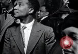 Image of Negro artists New York United States USA, 1937, second 55 stock footage video 65675032268