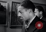 Image of Negro artists New York United States USA, 1937, second 61 stock footage video 65675032268