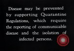 Image of prevention of diseases New York United States USA, 1924, second 3 stock footage video 65675032272