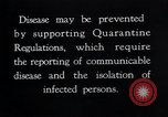 Image of prevention of diseases New York United States USA, 1924, second 5 stock footage video 65675032272