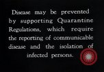 Image of prevention of diseases New York United States USA, 1924, second 15 stock footage video 65675032272