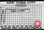 Image of prevention of diseases New York United States USA, 1924, second 29 stock footage video 65675032274