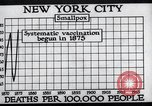 Image of prevention of diseases New York United States USA, 1924, second 33 stock footage video 65675032274