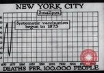 Image of prevention of diseases New York United States USA, 1924, second 35 stock footage video 65675032274