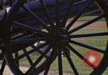 Image of cannons and cannon balls Washington DC USA, 1974, second 18 stock footage video 65675032279