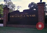 Image of Fort Lesley J McNair Washington DC USA, 1974, second 3 stock footage video 65675032281