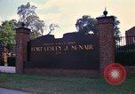 Image of Fort Lesley J McNair Washington DC USA, 1974, second 4 stock footage video 65675032281