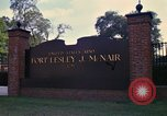 Image of Fort Lesley J McNair Washington DC USA, 1974, second 9 stock footage video 65675032281