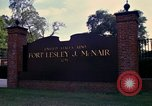 Image of Fort Lesley J McNair Washington DC USA, 1974, second 12 stock footage video 65675032281