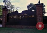 Image of Fort Lesley J McNair Washington DC USA, 1974, second 13 stock footage video 65675032281