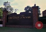 Image of Fort Lesley J McNair Washington DC USA, 1974, second 18 stock footage video 65675032281