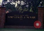 Image of Fort Lesley J McNair Washington DC USA, 1974, second 53 stock footage video 65675032281