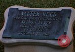 Image of Walter Reed Memorial Plaque Fort Lesley J McNair Washington DC USA, 1974, second 15 stock footage video 65675032282