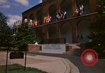 Image of  Inter-American Defense College Fort Lesley J McNair Washington DC USA, 1974, second 48 stock footage video 65675032283