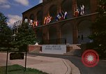 Image of  Inter-American Defense College Fort Lesley J McNair Washington DC USA, 1974, second 49 stock footage video 65675032283