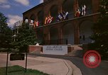 Image of  Inter-American Defense College Fort Lesley J McNair Washington DC USA, 1974, second 50 stock footage video 65675032283