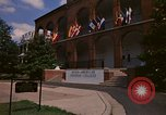 Image of  Inter-American Defense College Fort Lesley J McNair Washington DC USA, 1974, second 52 stock footage video 65675032283