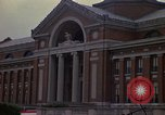 Image of National War College Fort Lesley J McNair Washington DC USA, 1974, second 12 stock footage video 65675032286