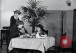 Image of disease causing micro-organisms and careless habits United States USA, 1922, second 9 stock footage video 65675032293