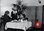 Image of disease causing micro-organisms and careless habits United States USA, 1922, second 12 stock footage video 65675032293