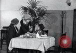 Image of disease causing micro-organisms and careless habits United States USA, 1922, second 13 stock footage video 65675032293