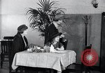 Image of disease causing micro-organisms and careless habits United States USA, 1922, second 16 stock footage video 65675032293