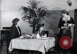 Image of disease causing micro-organisms and careless habits United States USA, 1922, second 18 stock footage video 65675032293