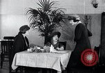 Image of disease causing micro-organisms and careless habits United States USA, 1922, second 20 stock footage video 65675032293