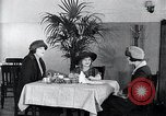 Image of disease causing micro-organisms and careless habits United States USA, 1922, second 21 stock footage video 65675032293