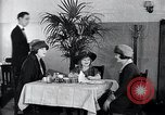 Image of disease causing micro-organisms and careless habits United States USA, 1922, second 22 stock footage video 65675032293