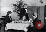 Image of disease causing micro-organisms and careless habits United States USA, 1922, second 23 stock footage video 65675032293