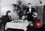 Image of disease causing micro-organisms and careless habits United States USA, 1922, second 24 stock footage video 65675032293