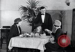 Image of disease causing micro-organisms and careless habits United States USA, 1922, second 29 stock footage video 65675032293